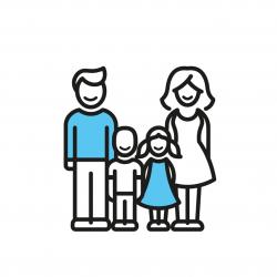 Familie medlemskab